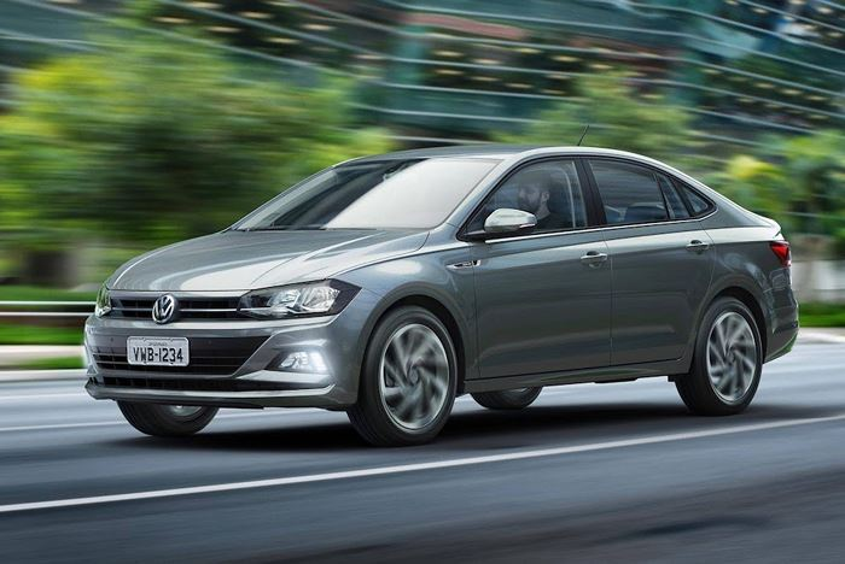 "Volkswagen ra mat Virtus ""dau"" Honda City va Toyota Vios-Hinh-9"