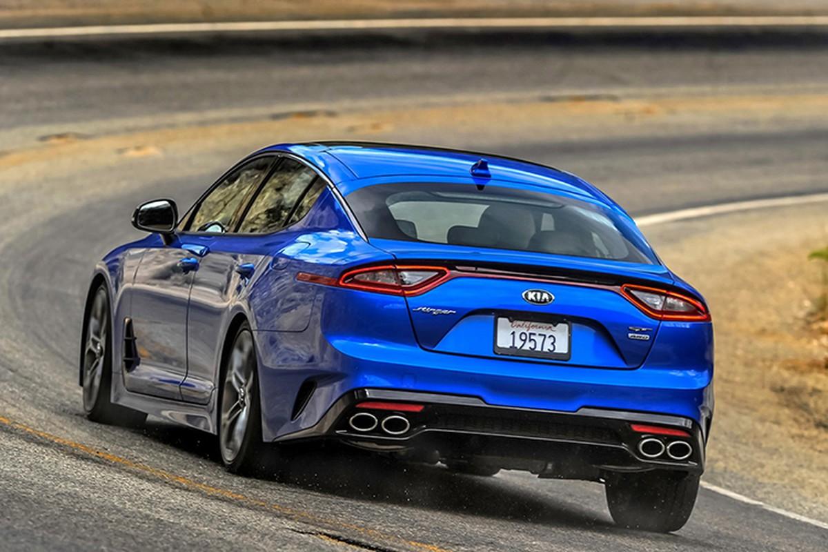 "Kia Stinger 2018 ""chot gia"" 721 trieu re hon BMW 4-Series-Hinh-11"
