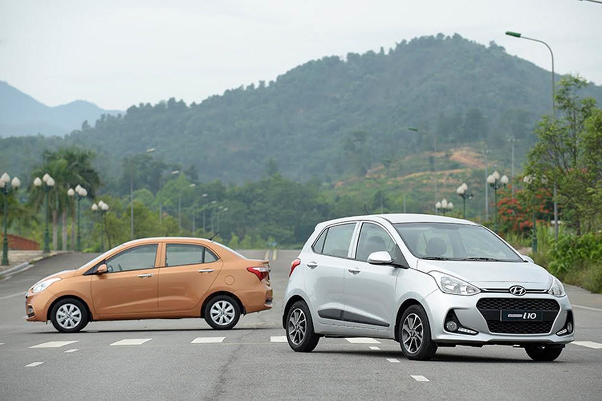 """Vua doanh so"" Hyundai i10 gia chi 315 trieu tai Viet Nam-Hinh-10"