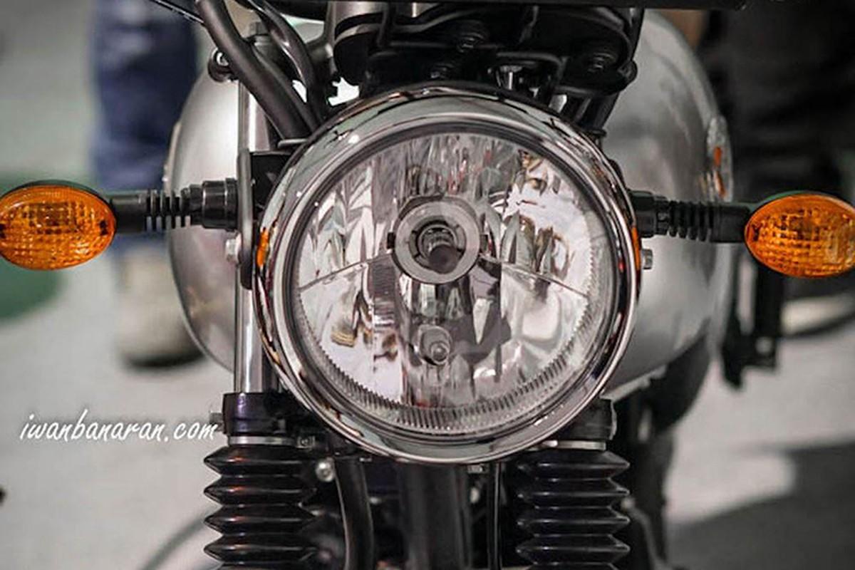 Moto Kawasaki W175 gia chi 51 trieu sap ve Viet Nam-Hinh-2