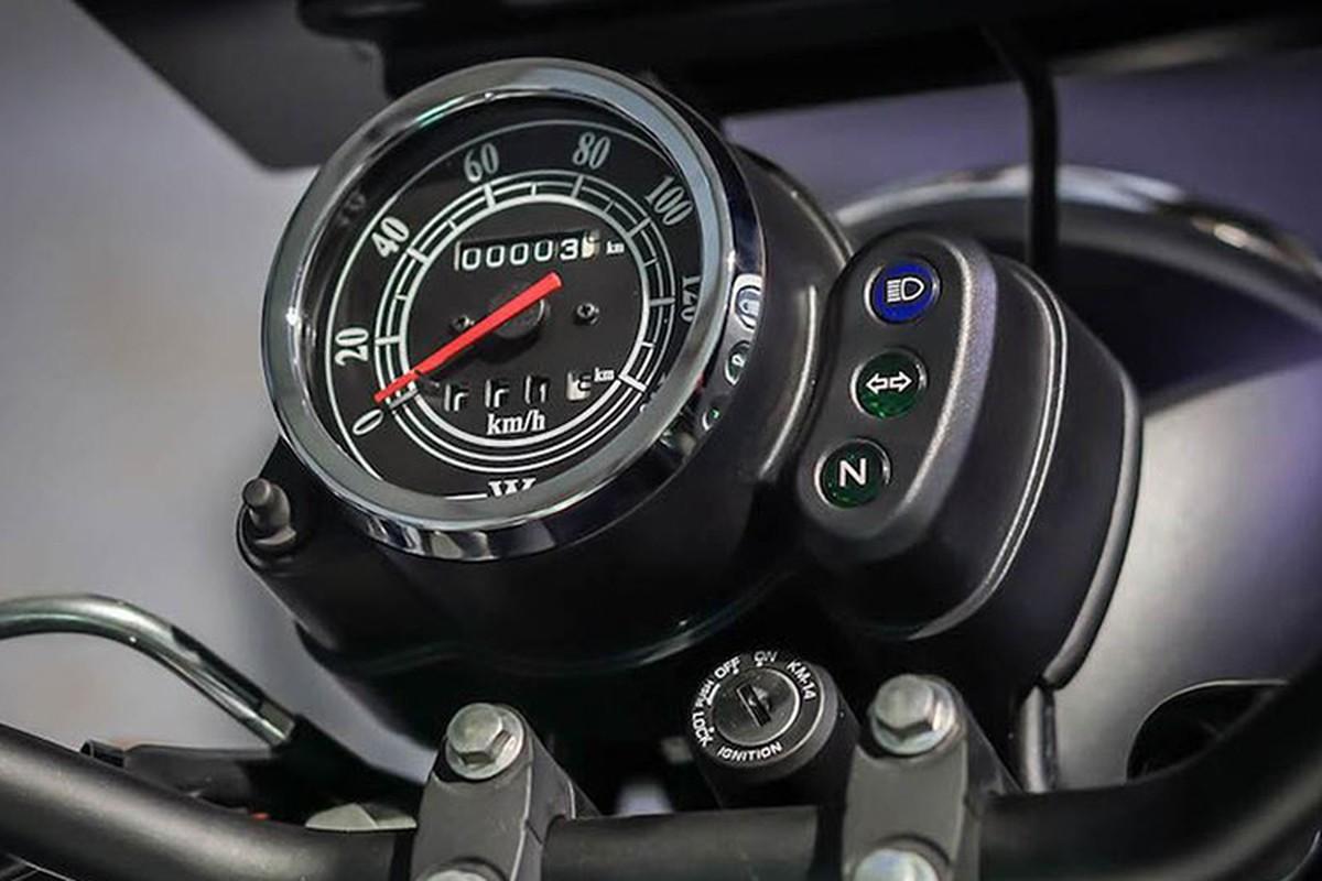 Moto Kawasaki W175 gia chi 51 trieu sap ve Viet Nam-Hinh-3