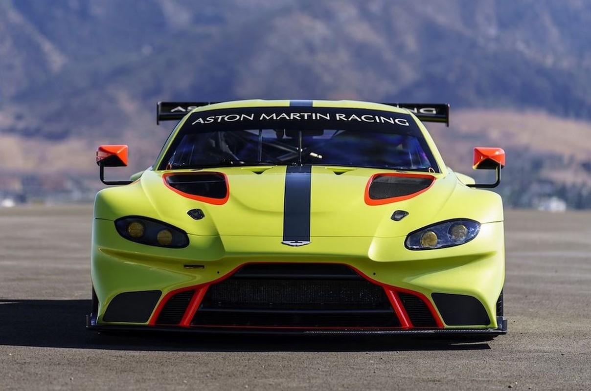 Sieu xe Aston Martin Vantage 2019 phien ban dua GTE-Hinh-2