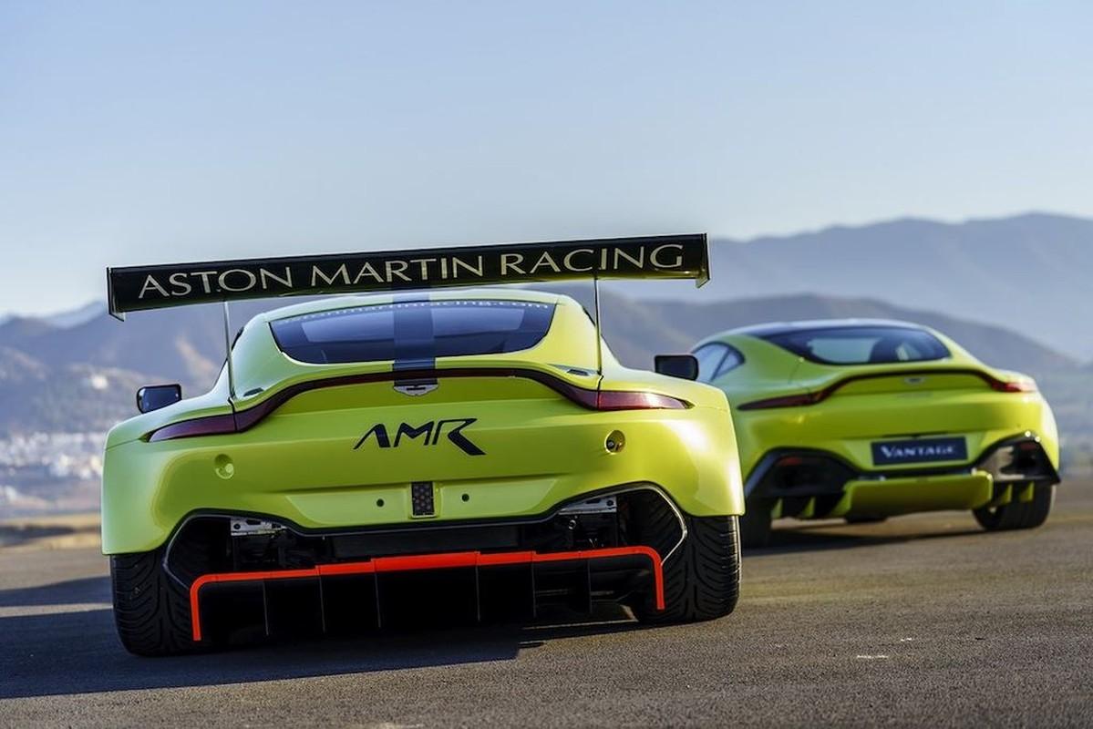Sieu xe Aston Martin Vantage 2019 phien ban dua GTE-Hinh-3