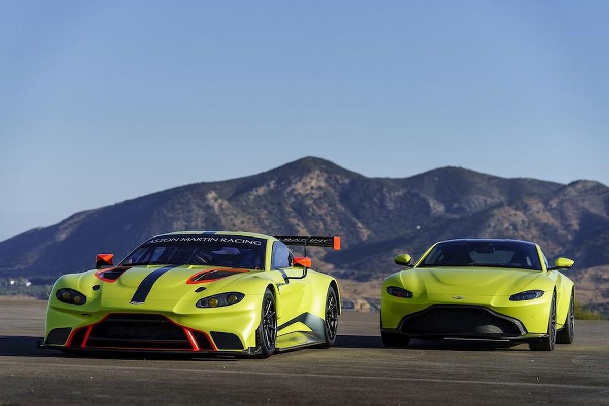 Sieu xe Aston Martin Vantage 2019 phien ban dua GTE-Hinh-4