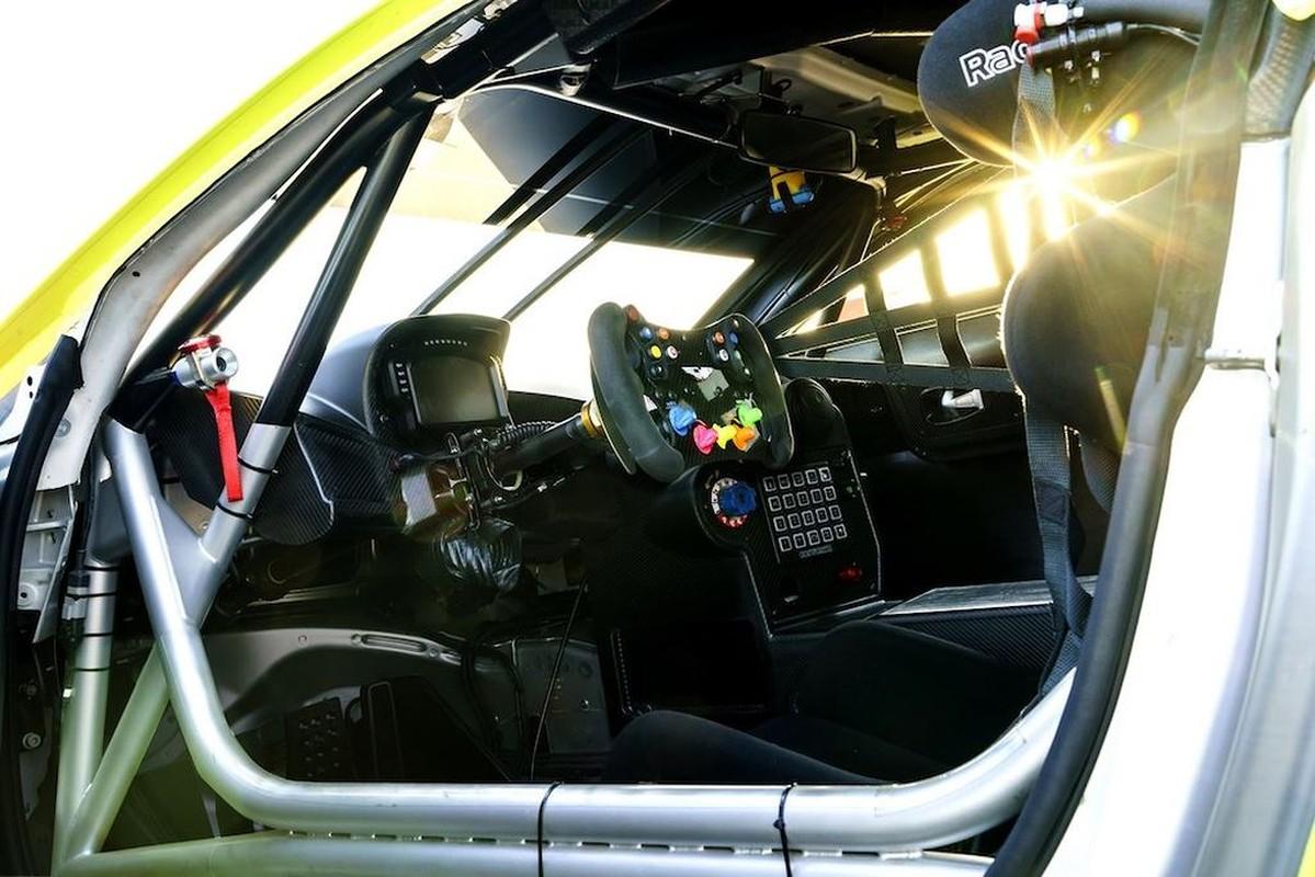 Sieu xe Aston Martin Vantage 2019 phien ban dua GTE-Hinh-5