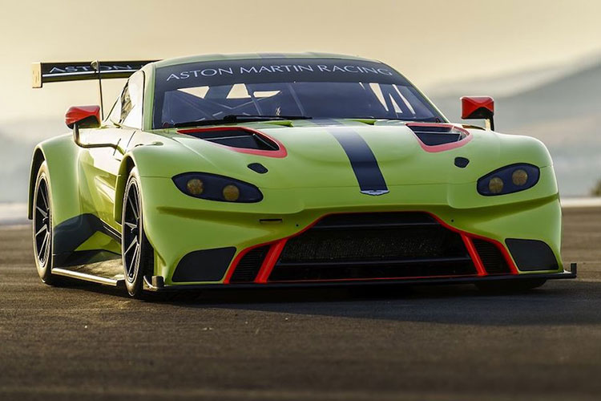 Sieu xe Aston Martin Vantage 2019 phien ban dua GTE-Hinh-8
