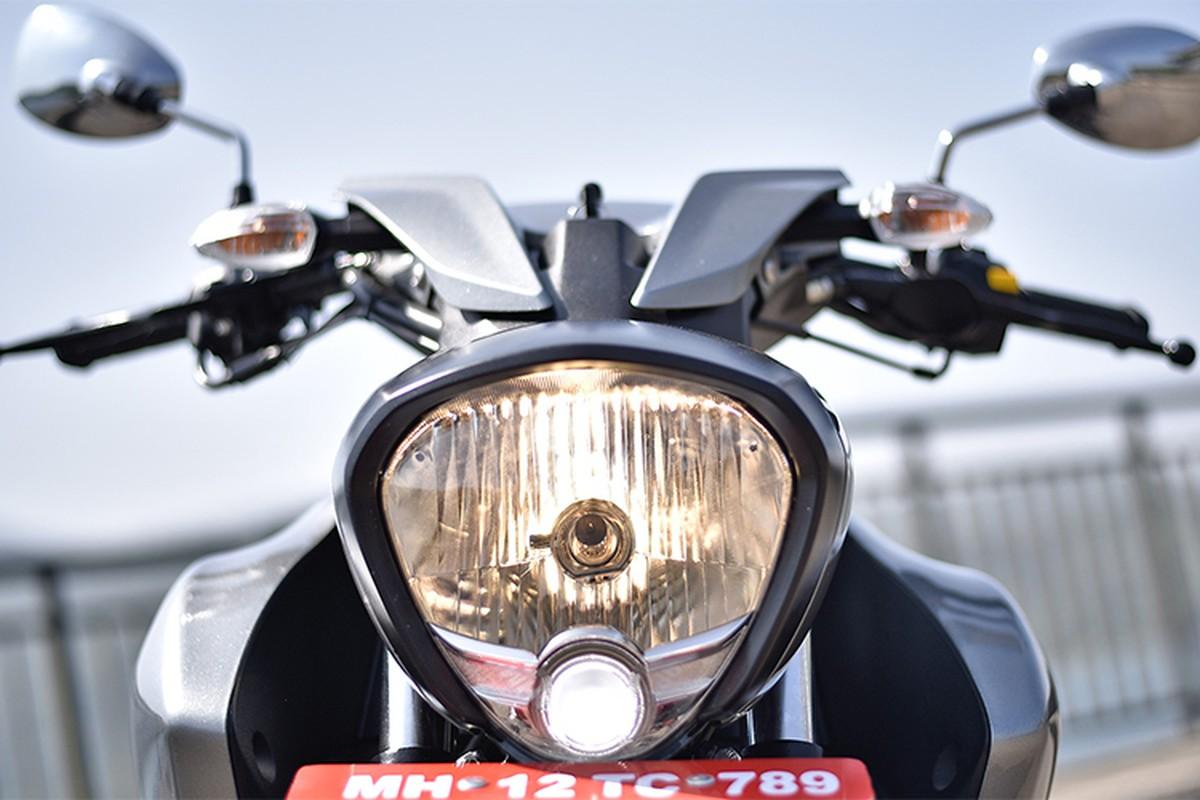 Moto binh dan Suzuki Intruder 150 FI gia chi 37 trieu dong-Hinh-3