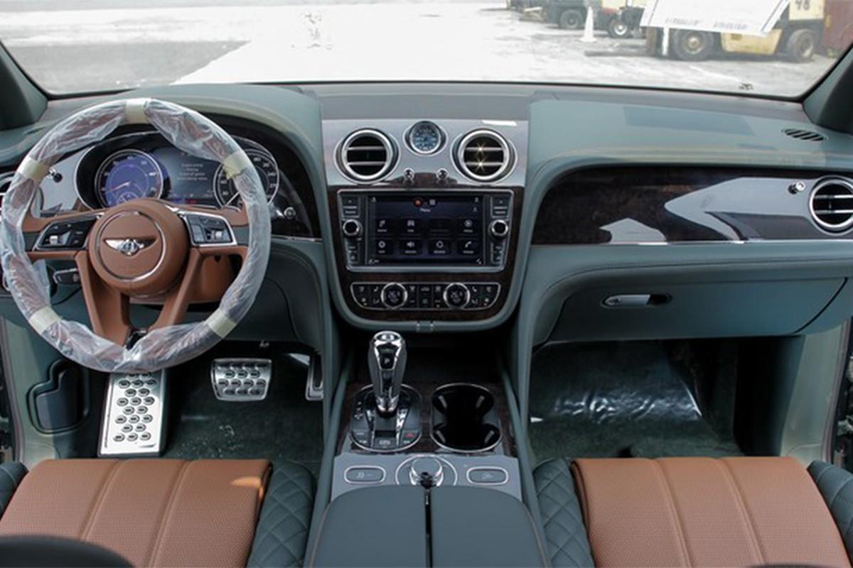 """Dap thung"" sieu SUV Bentley Bentayga hon 20 ty tai Hai Phong-Hinh-4"