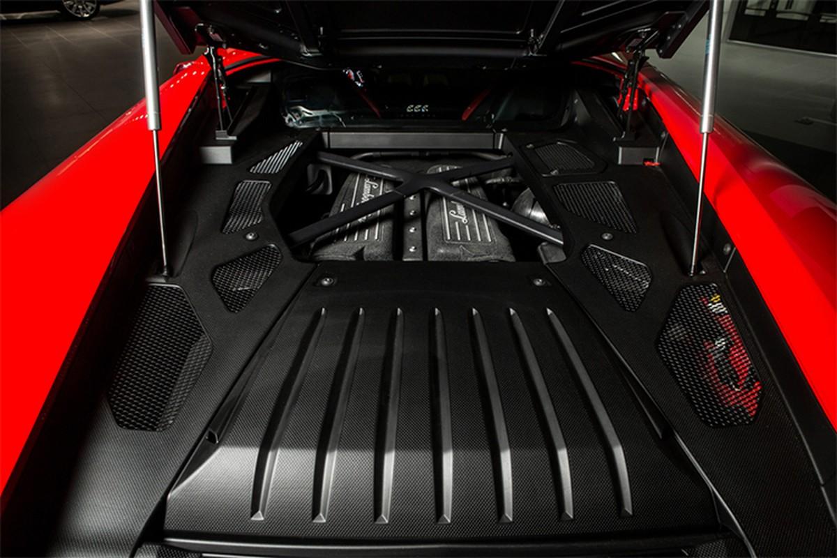 Lamborghini Huracan chinh hang, mau doc hon 20 ty tai Ha Noi-Hinh-13