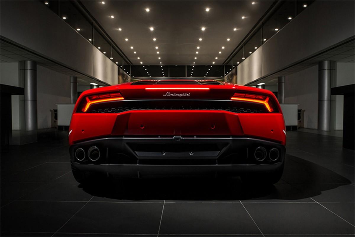 Lamborghini Huracan chinh hang, mau doc hon 20 ty tai Ha Noi-Hinh-5