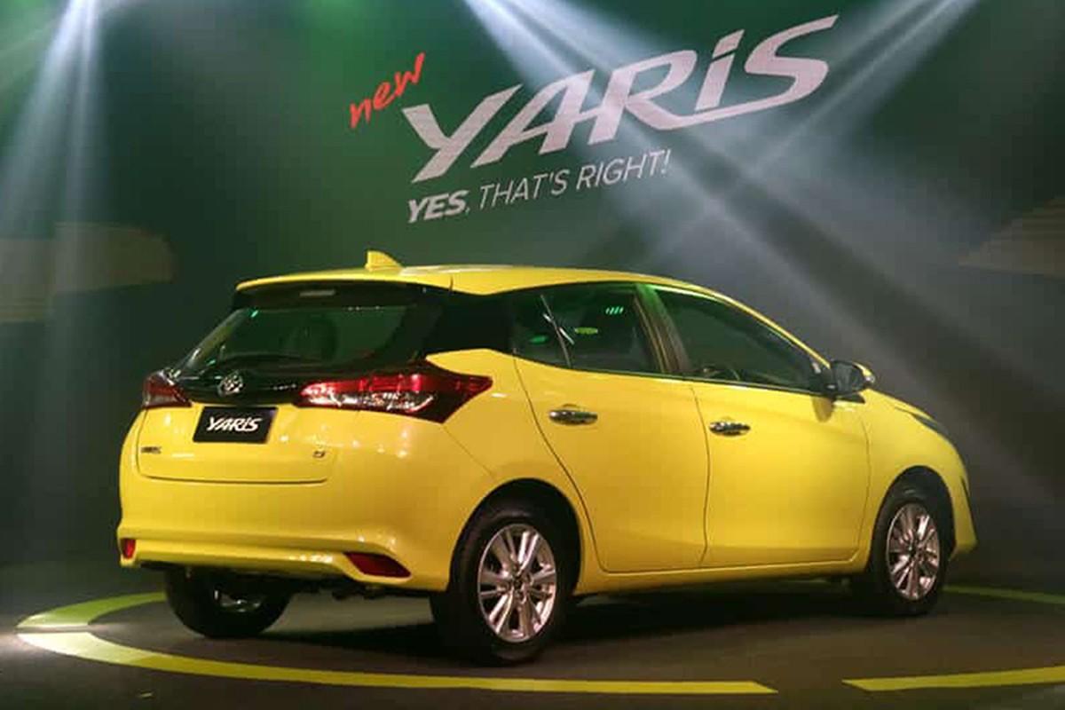 Can canh Toyota Yaris 2018 gia 418 trieu sap ve VN-Hinh-3