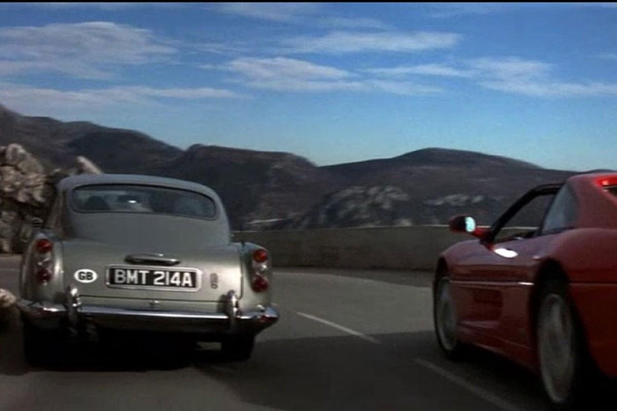 Sieu xe Aston Martin DB5 cua James Bond co gia 47,8 ty dong-Hinh-2