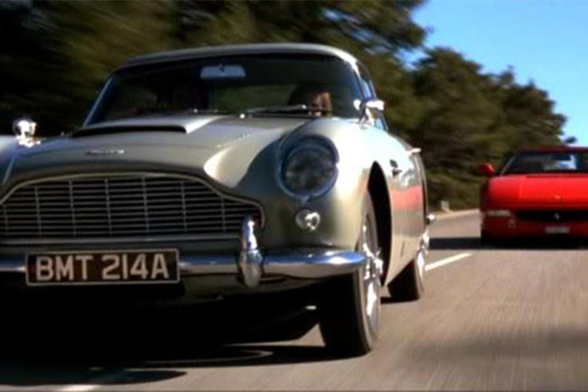 Sieu xe Aston Martin DB5 cua James Bond co gia 47,8 ty dong-Hinh-3