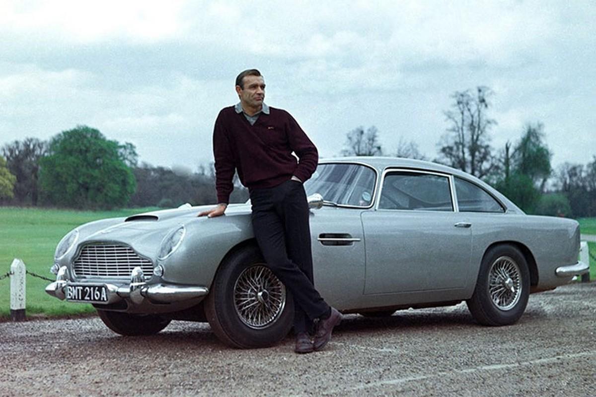 Sieu xe Aston Martin DB5 cua James Bond co gia 47,8 ty dong-Hinh-8