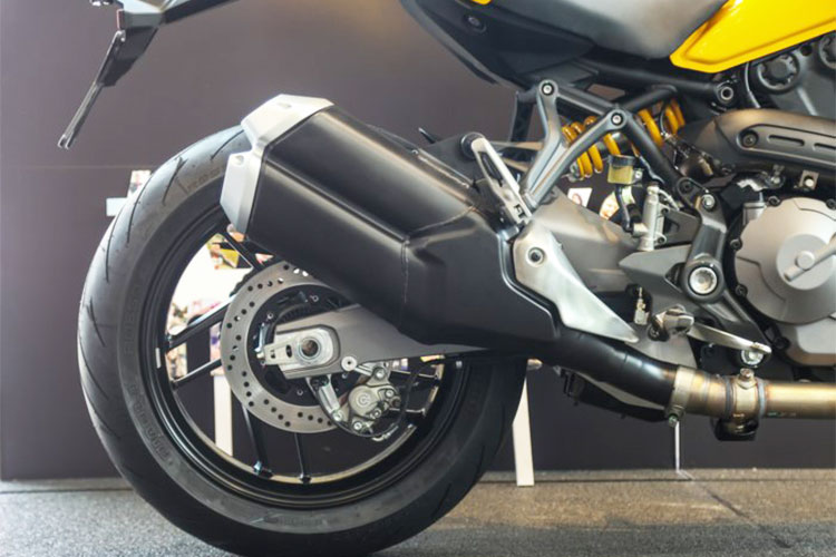 Can canh Ducati Monster 821 moi gia 399 trieu o Sai Gon-Hinh-10