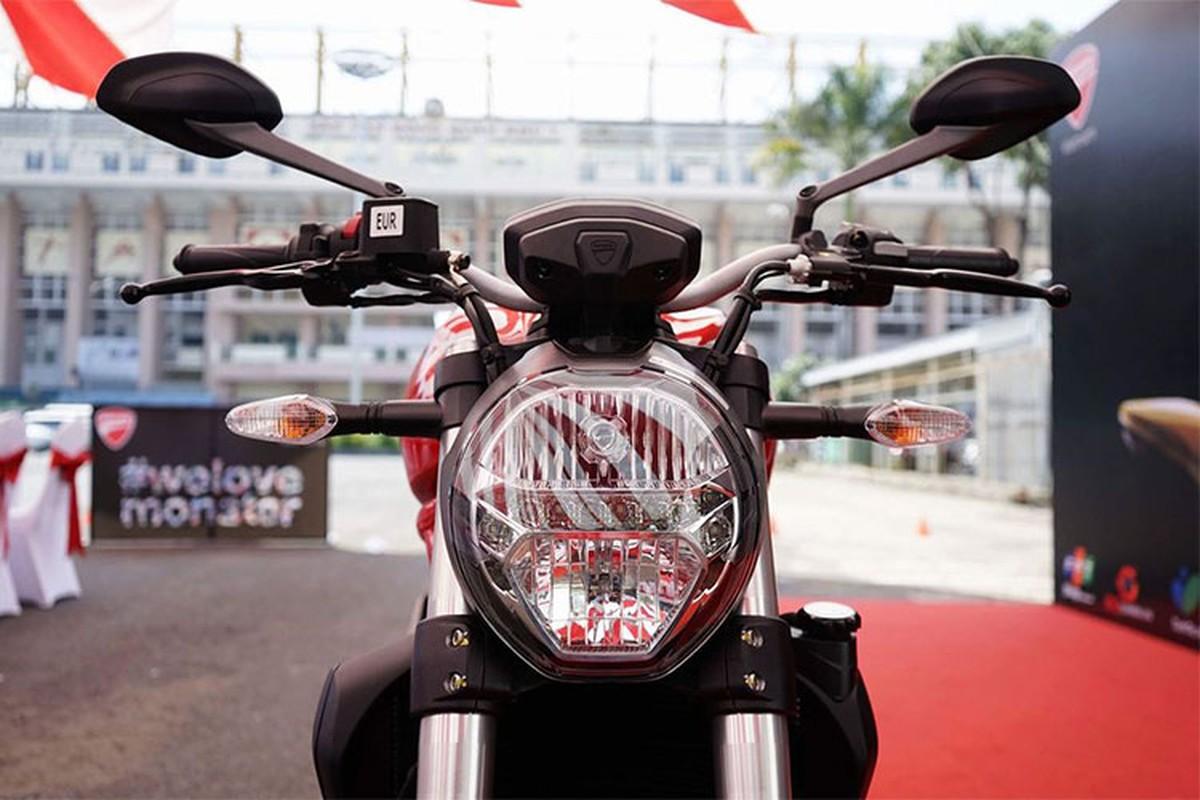 Can canh Ducati Monster 821 moi gia 399 trieu o Sai Gon-Hinh-3