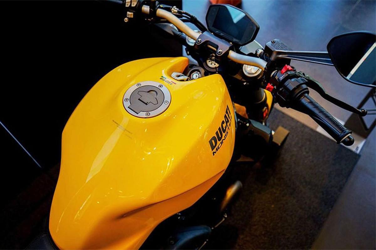 Can canh Ducati Monster 821 moi gia 399 trieu o Sai Gon-Hinh-6