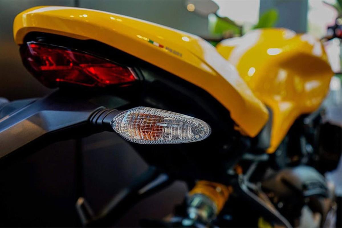 Can canh Ducati Monster 821 moi gia 399 trieu o Sai Gon-Hinh-8