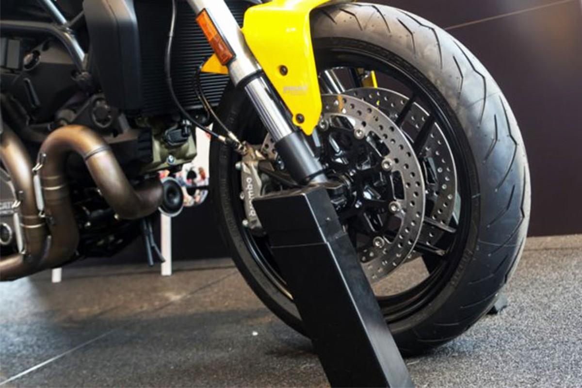 Can canh Ducati Monster 821 moi gia 399 trieu o Sai Gon-Hinh-9