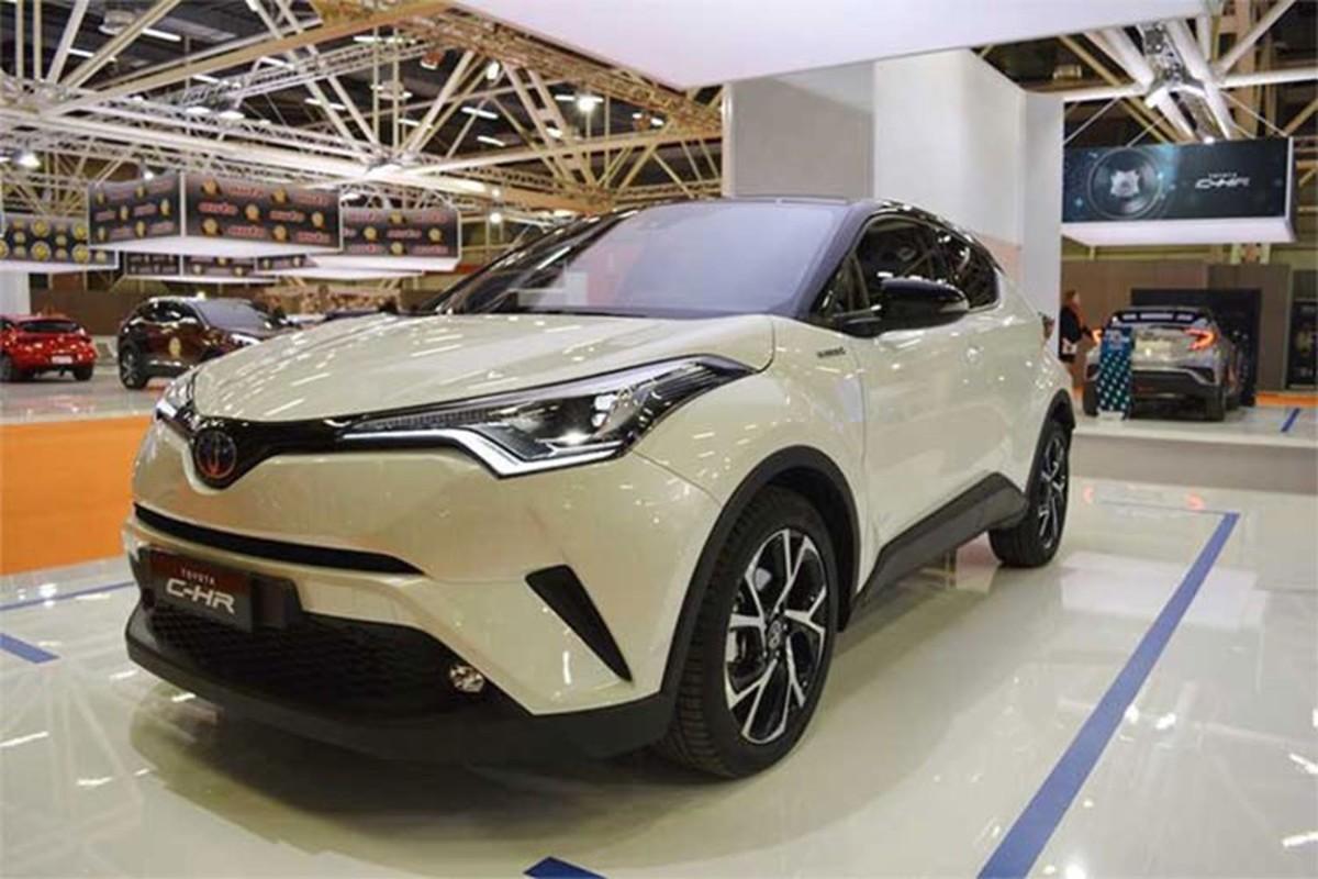 Toyota C-HR gan 2 ty o VN, chi 787 trieu o Indonesia-Hinh-2