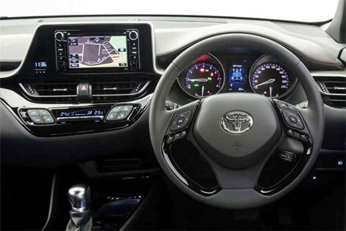 Toyota C-HR gan 2 ty o VN, chi 787 trieu o Indonesia-Hinh-6