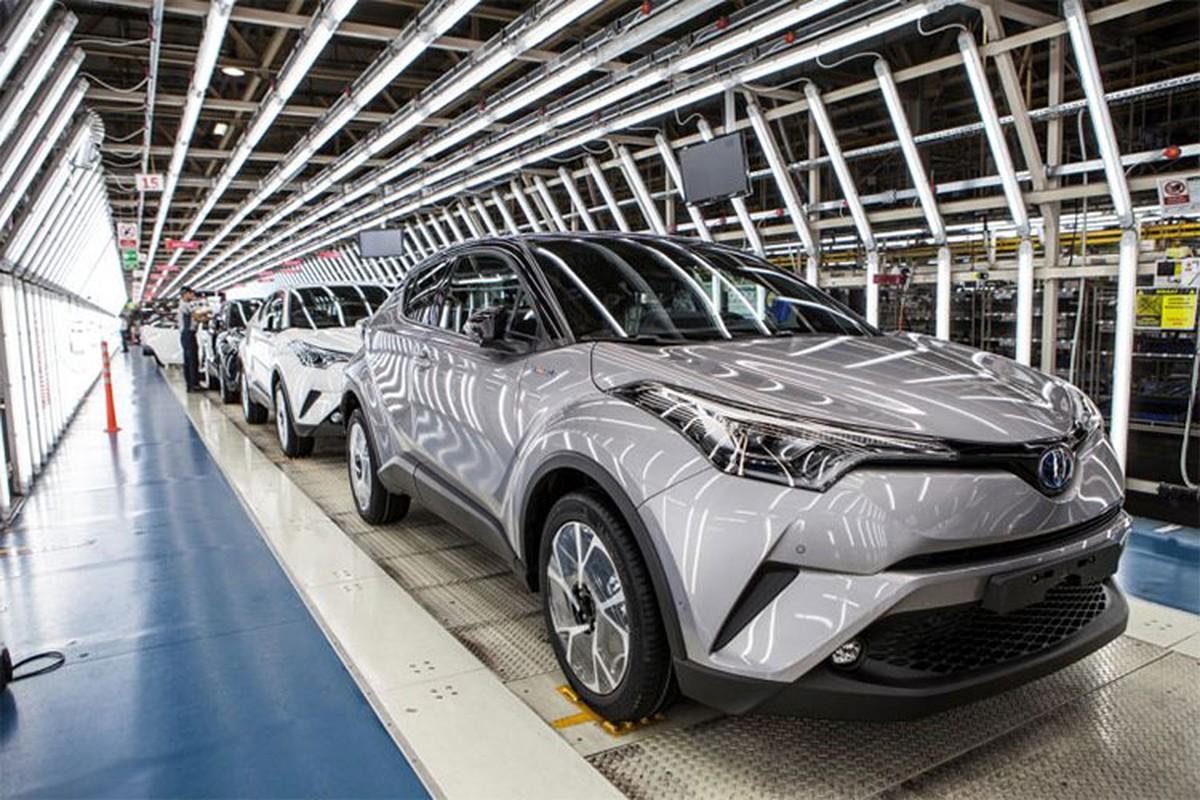 Toyota C-HR gan 2 ty o VN, chi 787 trieu o Indonesia-Hinh-7
