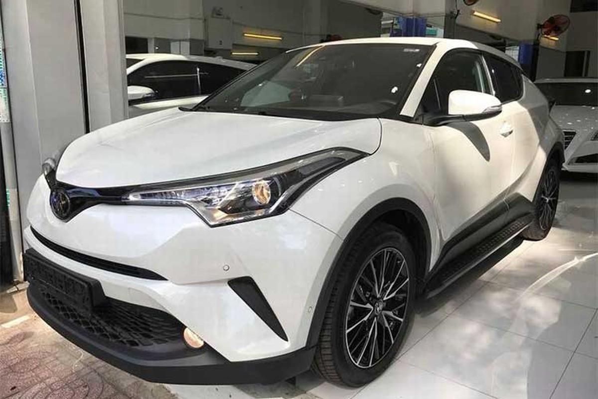 Toyota C-HR gan 2 ty o VN, chi 787 trieu o Indonesia-Hinh-8