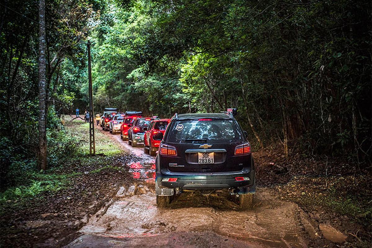 Trai nghiem Chevrolet Trailblazer gia tu 859 trieu tai Viet Nam-Hinh-9