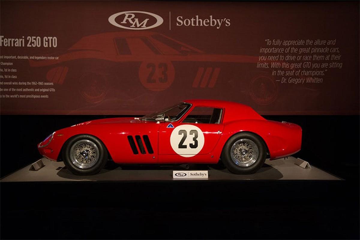 Sieu xe co Ferrari 250 GTO