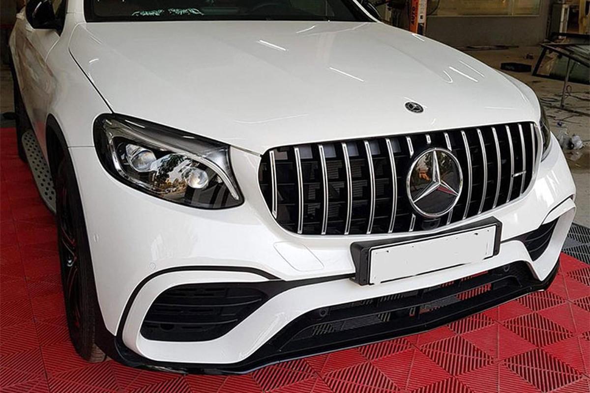 Dan choi Bac Giang chi 200 trieu do Mercedes GLC250 thanh GLC63-Hinh-7