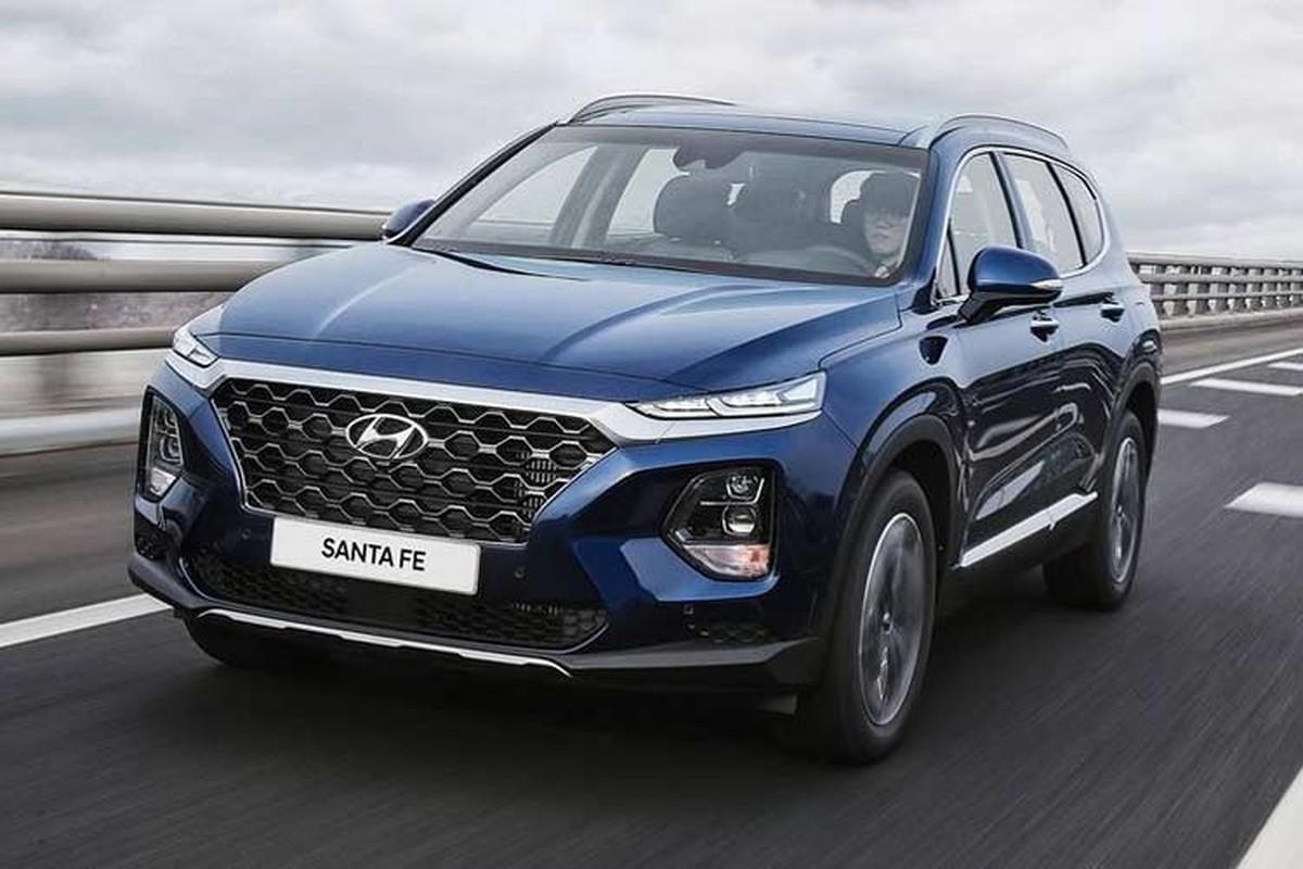"Hyundai SantaFe cu kenh gia hon 100 trieu van ""chay hang""-Hinh-20"