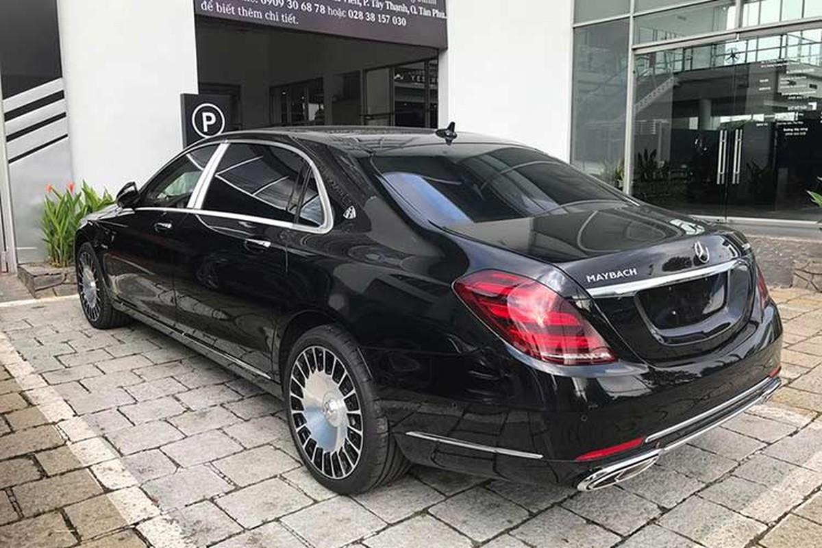 """Mercedes-Maybach S560 hon 11 ty """"lo hang"""" tai VN-Hinh-2"""
