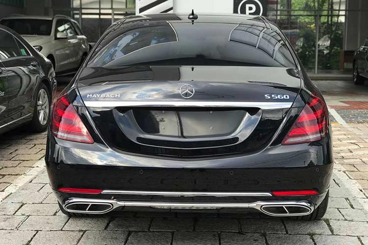 """Mercedes-Maybach S560 hon 11 ty """"lo hang"""" tai VN-Hinh-3"""