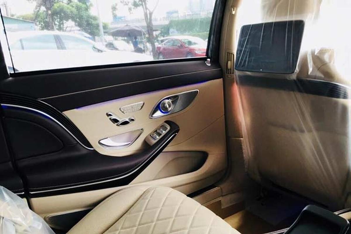 """Mercedes-Maybach S560 hon 11 ty """"lo hang"""" tai VN-Hinh-7"""