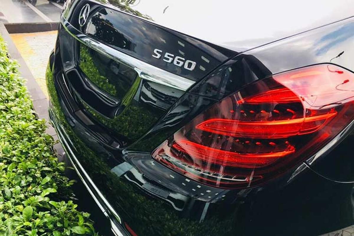 """Mercedes-Maybach S560 hon 11 ty """"lo hang"""" tai VN-Hinh-8"""
