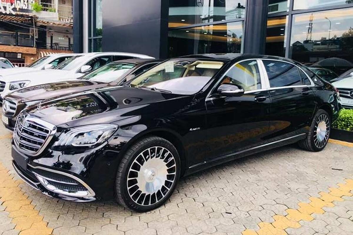 """Mercedes-Maybach S560 hon 11 ty """"lo hang"""" tai VN-Hinh-9"""