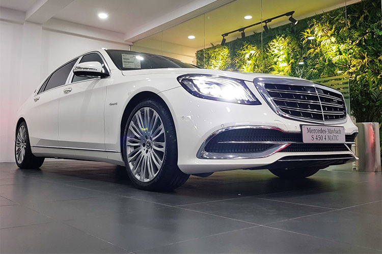 Diep Lam Anh tau Mercedes-Maybach S450 hon 7 ty dong-Hinh-8