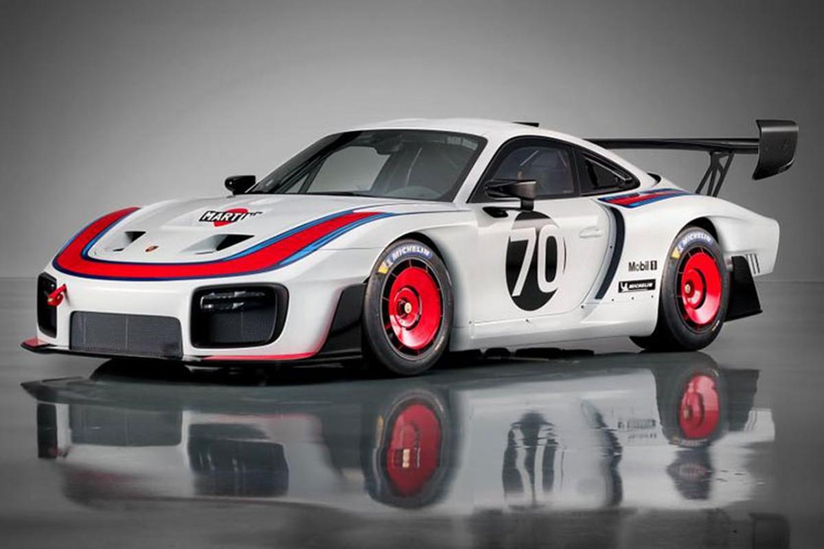 Sieu xe Porsche 935 san xuat 77 chiec, gia 18,9 ty dong-Hinh-2