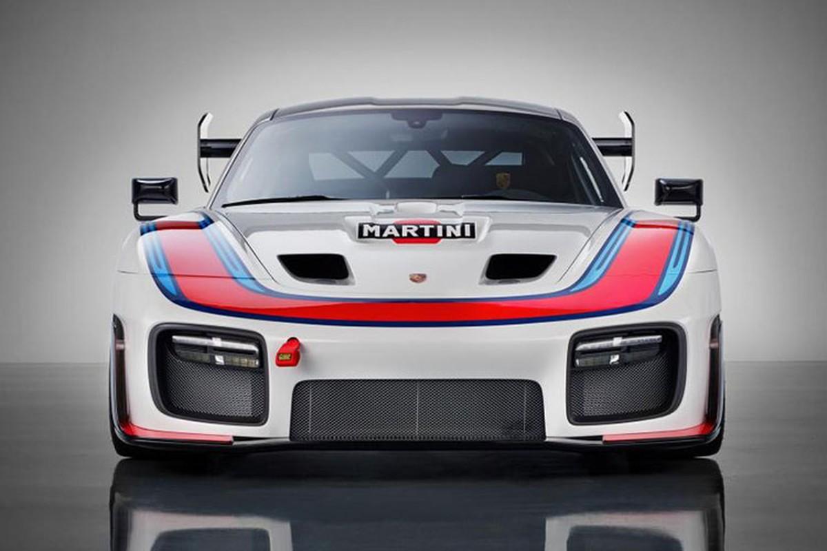 Sieu xe Porsche 935 san xuat 77 chiec, gia 18,9 ty dong-Hinh-4