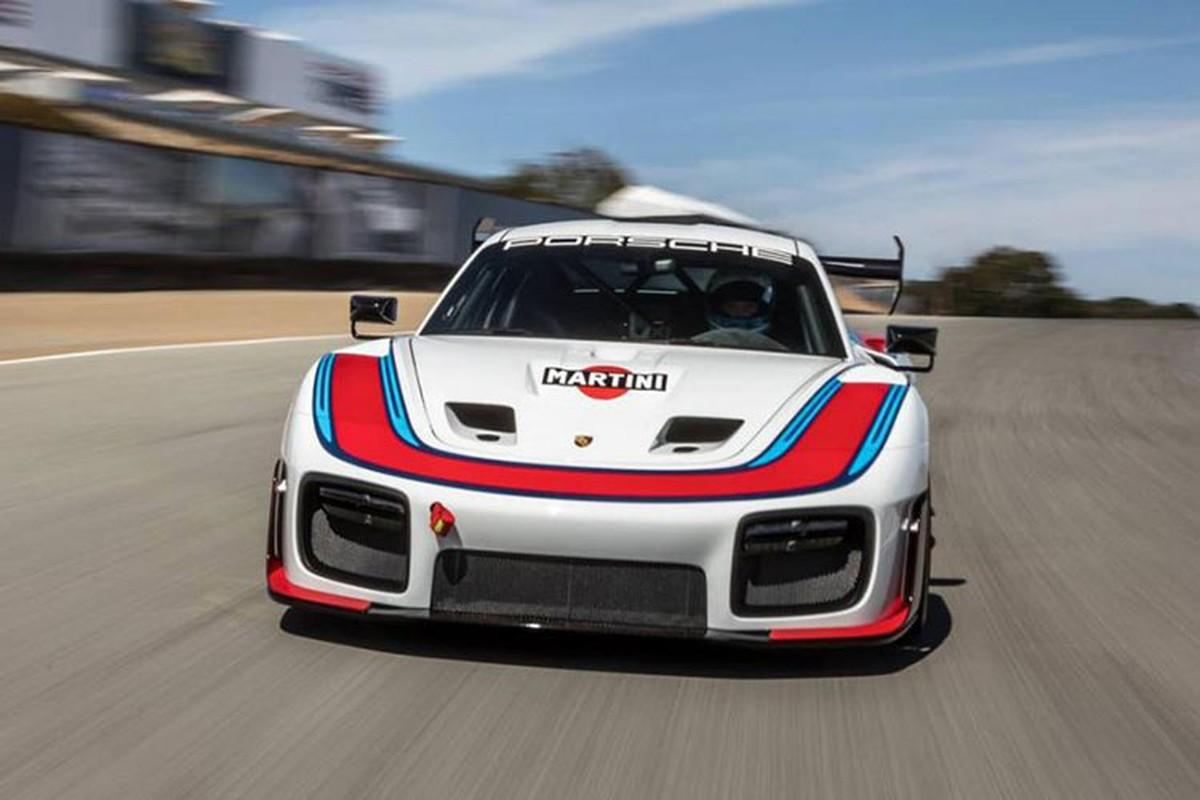 Sieu xe Porsche 935 san xuat 77 chiec, gia 18,9 ty dong-Hinh-9