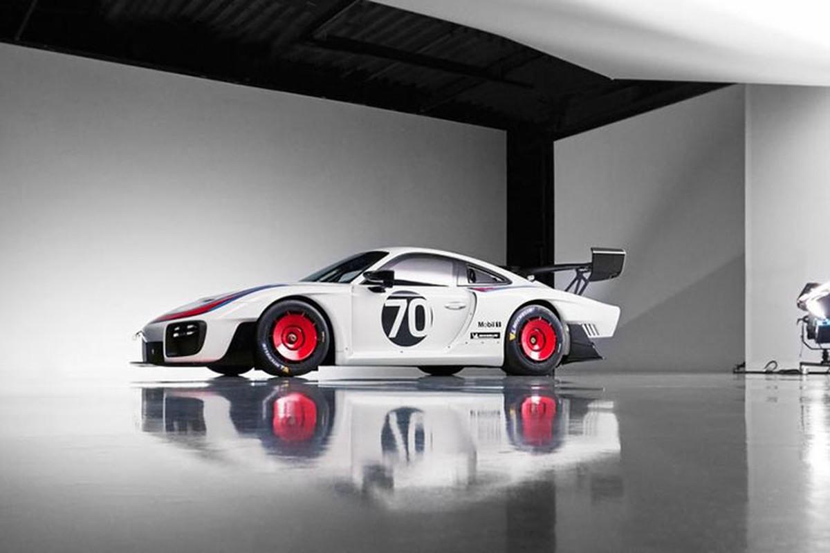 Sieu xe Porsche 935 san xuat 77 chiec, gia 18,9 ty dong