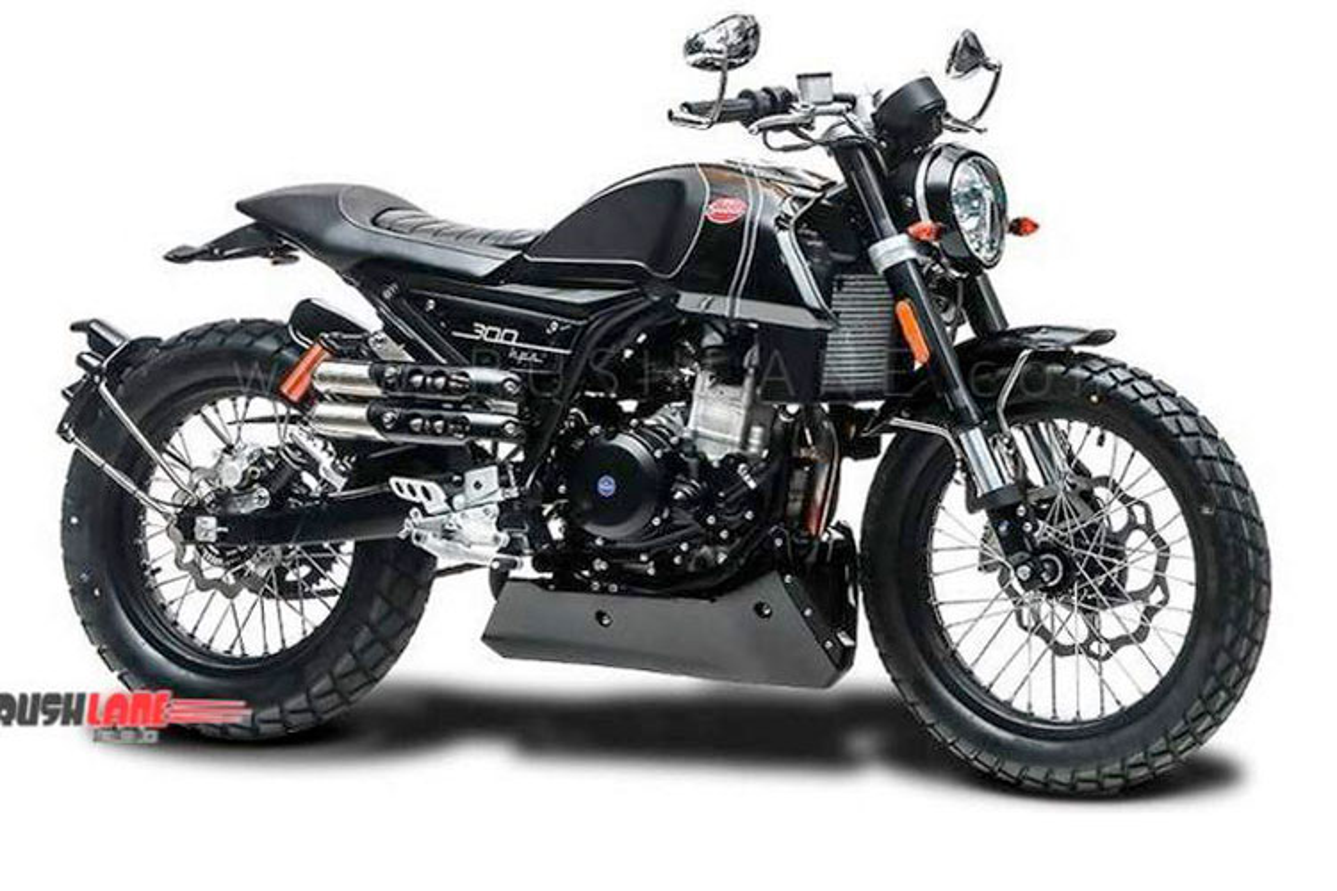 Chi tiet moto Y - FB Mondial HPS 300 gia 107 trieu dong