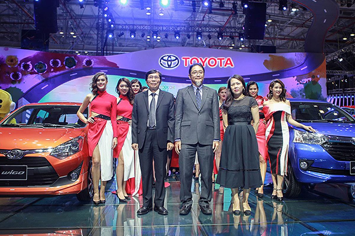 Toyota Viet Nam se mang gi den trien lam VMS 2018?