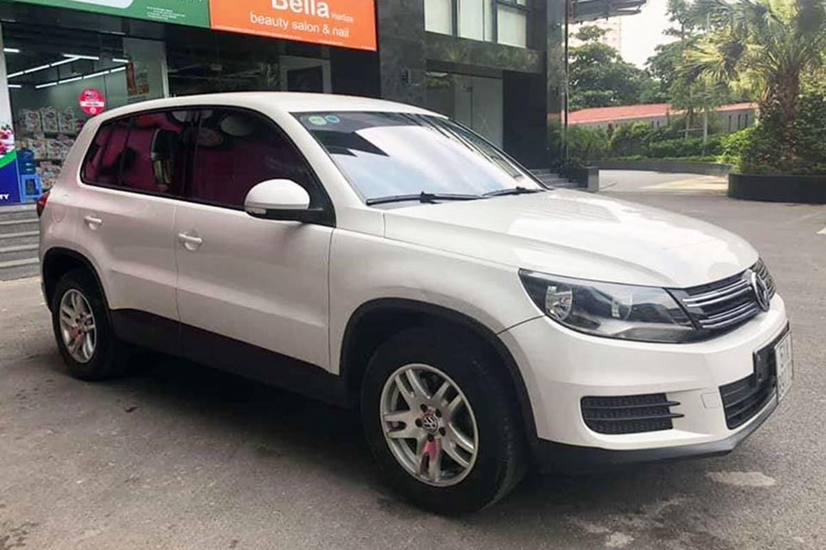 Can canh Volkwagen Tiguan gia chi hon 600 trieu tai Ha Noi-Hinh-9