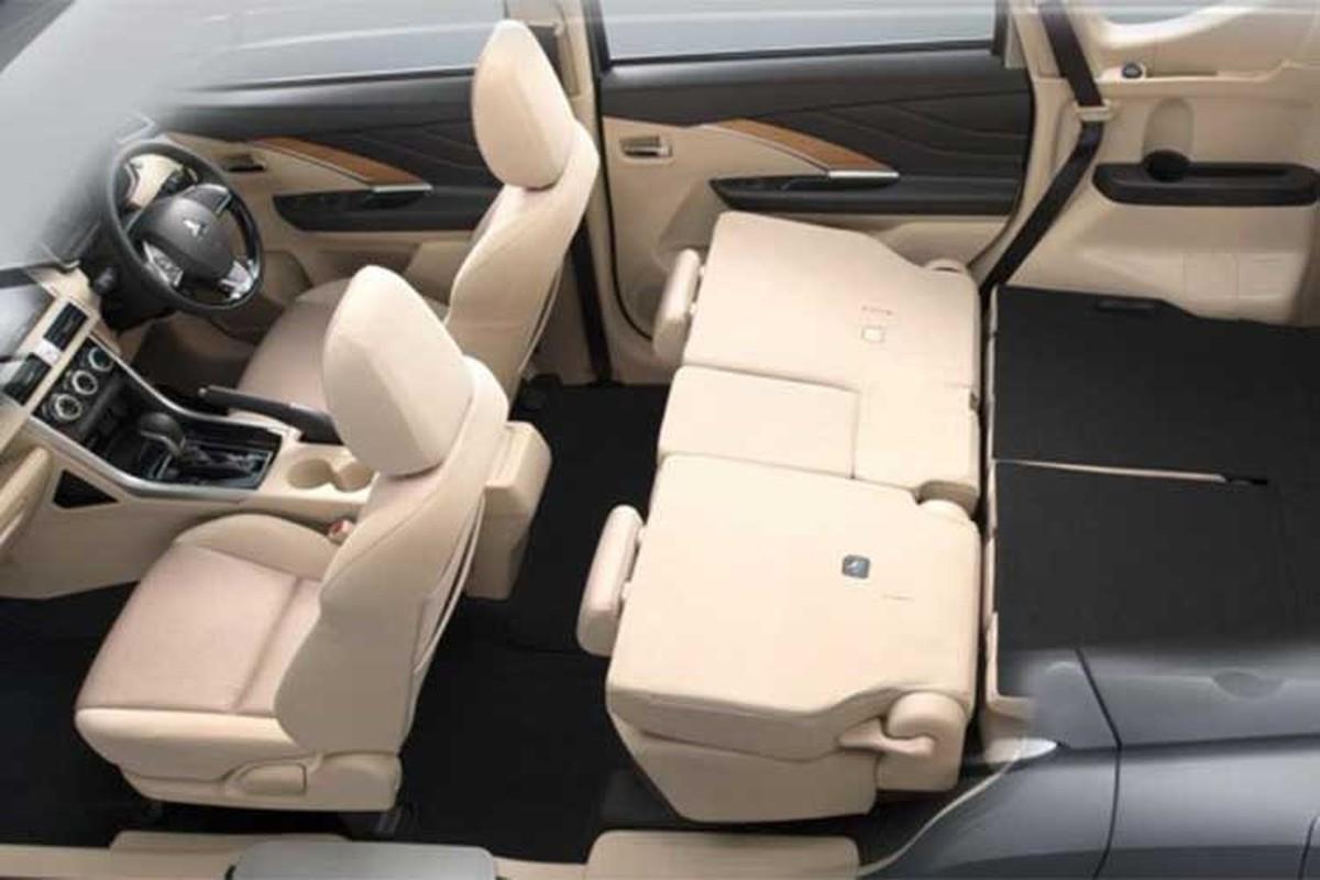 E tai Viet Nam, Mitsubishi Xpander van