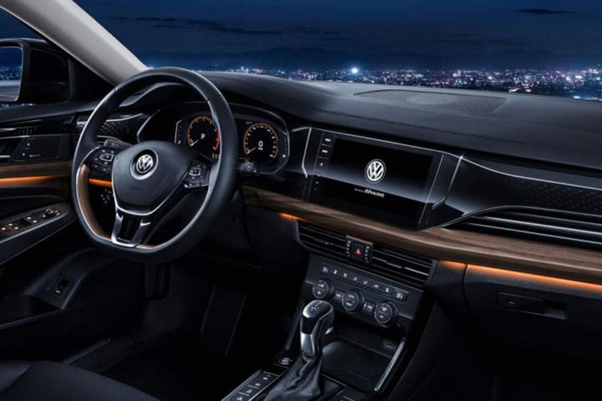 Volkswagen Passat moi gia 761 trieu dong