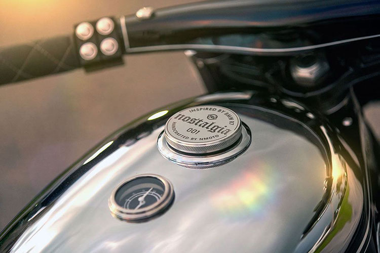 BMW R nineT do moto co dien R7 gia 1,15 ty dong-Hinh-4