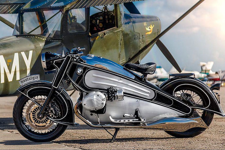 BMW R nineT do moto co dien R7 gia 1,15 ty dong-Hinh-5