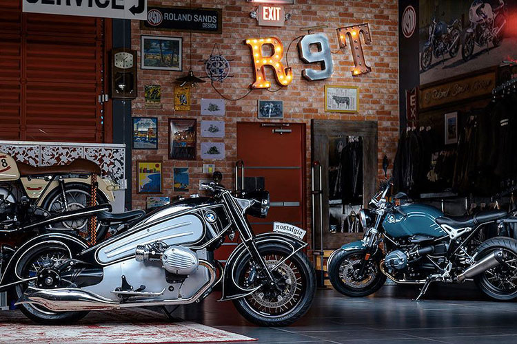 BMW R nineT do moto co dien R7 gia 1,15 ty dong-Hinh-6