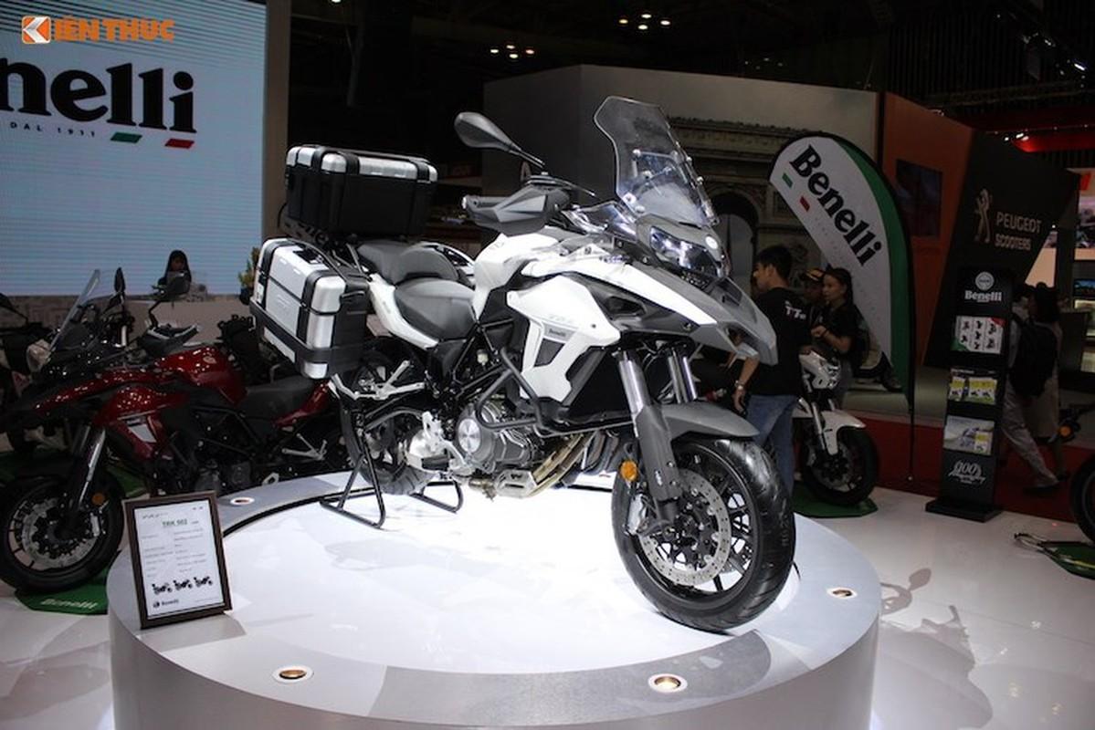 Diem mat xe moto gia duoi 150 trieu dong tai Viet Nam-Hinh-16